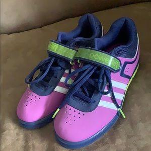 Adidas Powerlift Lifting Shoe